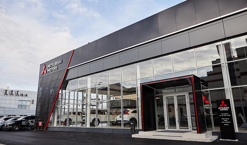 Mitsubishi:Mitsubishi открыла дилерский центр группы компаний «Юг-Авто» в Краснодаре