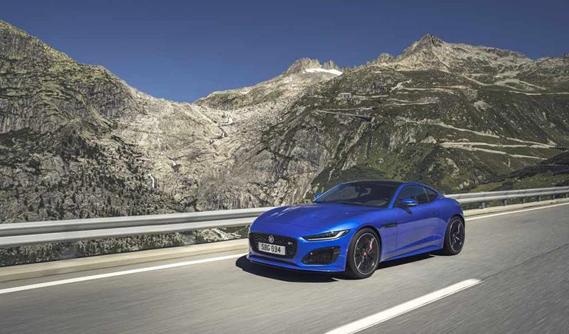Jaguar объявил о начале приема заказов на обновленный F-TYPE 2020