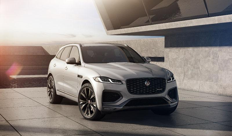 Обновленный Jaguar F-PACE 2021 доступен к заказу