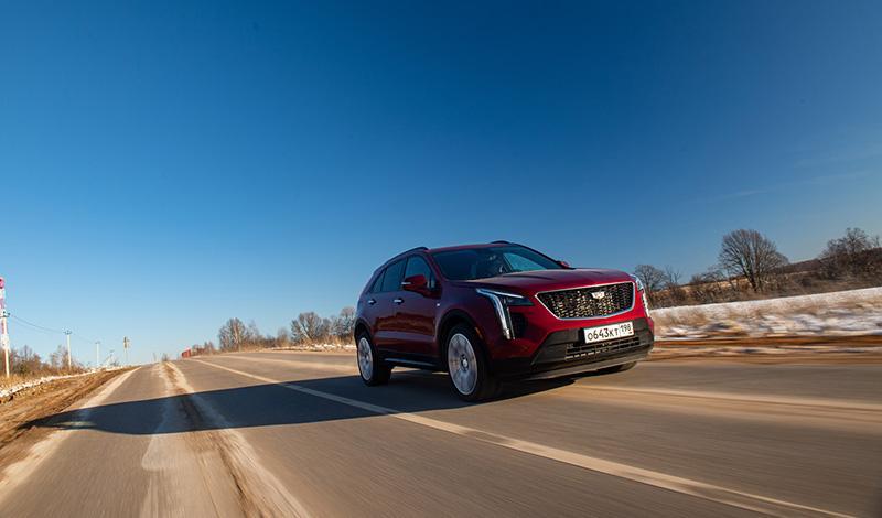 Cadillac:Cadillac XT4 два года добирался до рынка России. Открыт приём заказов