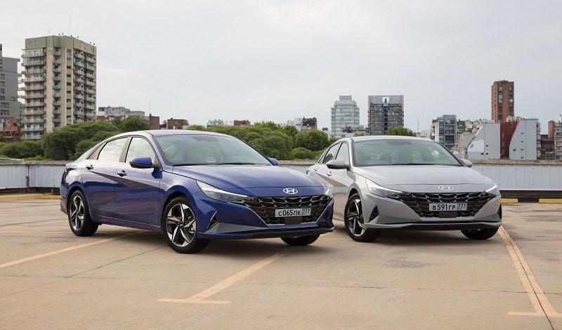 Hyundai рассказала о комплектация новой Elantra 2019 для российского рынка