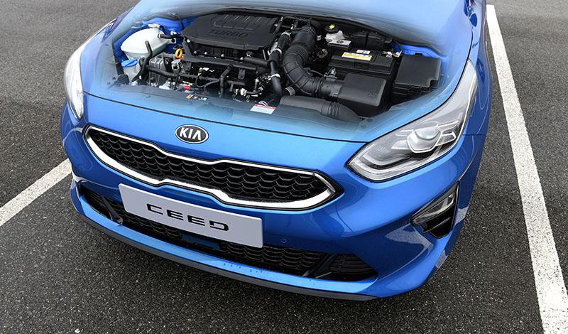 Новые двигатели для хэтчбека KIA Ceed 2018. В России их возможно не будет