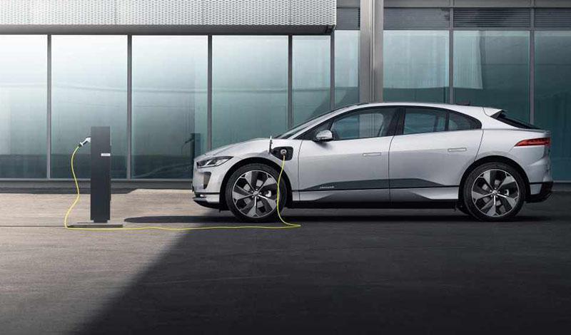 Обновленный Jaguar I-PACE 2021 доступен к заказу