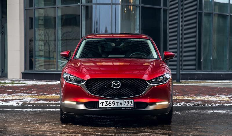 Mazda:Мазда СХ-30 получила все ценники