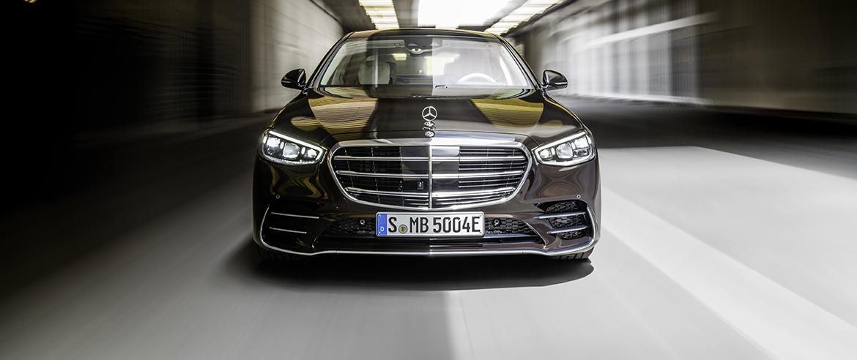 Новый Mercedes-Benz S-Класса от 11 120 000 рублей