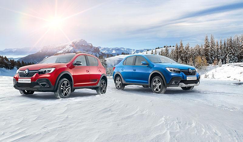 Легкое обновление Renault Logan и  Sandero