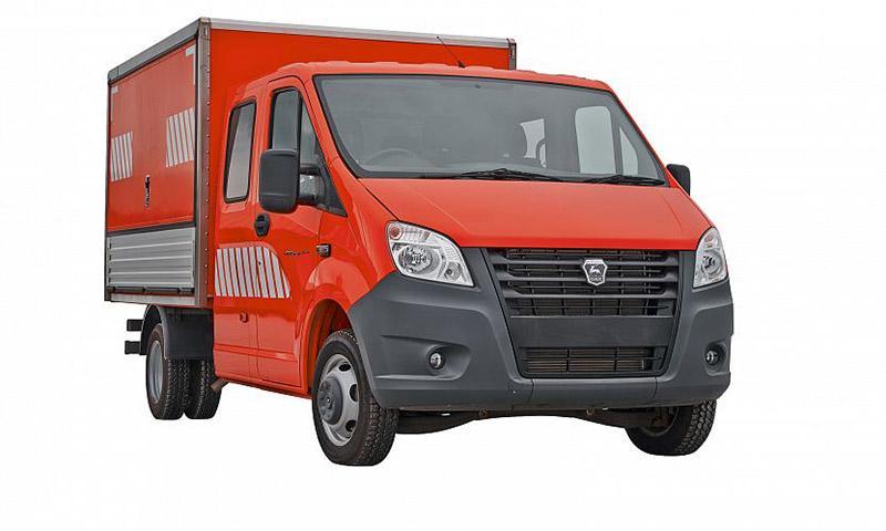 «Группа ГАЗ» представила линейку фургонов