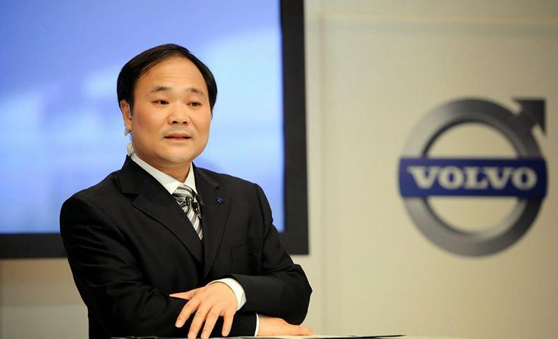 Geely:Ли Шуфу стал крупнейшим акционером приобретя акции немецкого Daimler AG