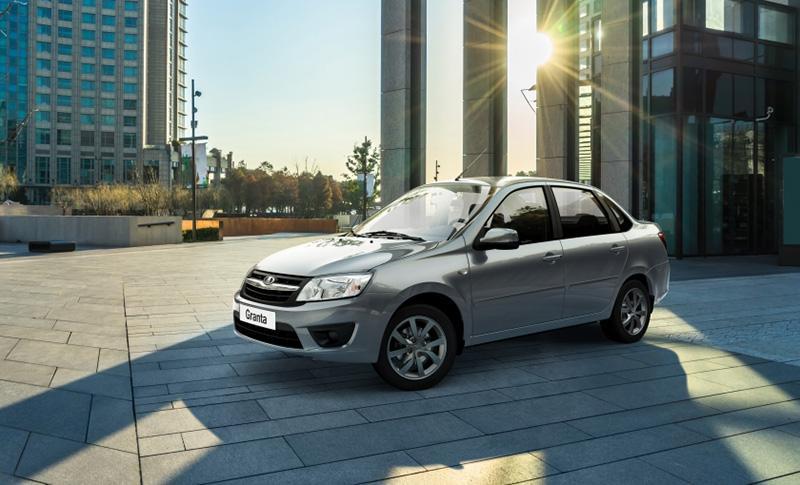 Компания LADA с 1 марта запускает продажу седана LADA Granta City