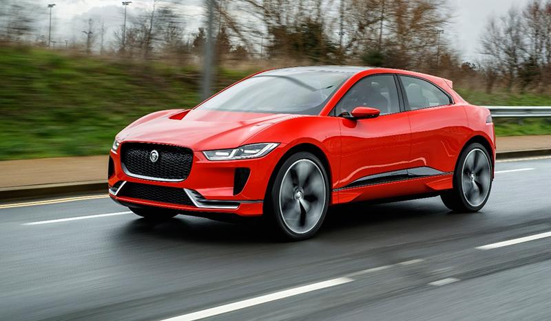 Jaguar Land Rover проведет прямую трансляцию премьеры электрического автомобиля Jaguar I-PACE
