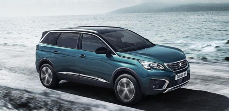 Peugeot:На Российском рынке стартуют продажи нового семиместного кроссовера PEUGEOT 5008