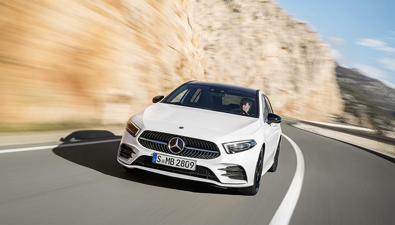 Новый Mercedes-Benz А-Класса - современная роскошь и революция дизайна