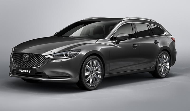 Mazda представит новинки на Женевском автосалоне 2018