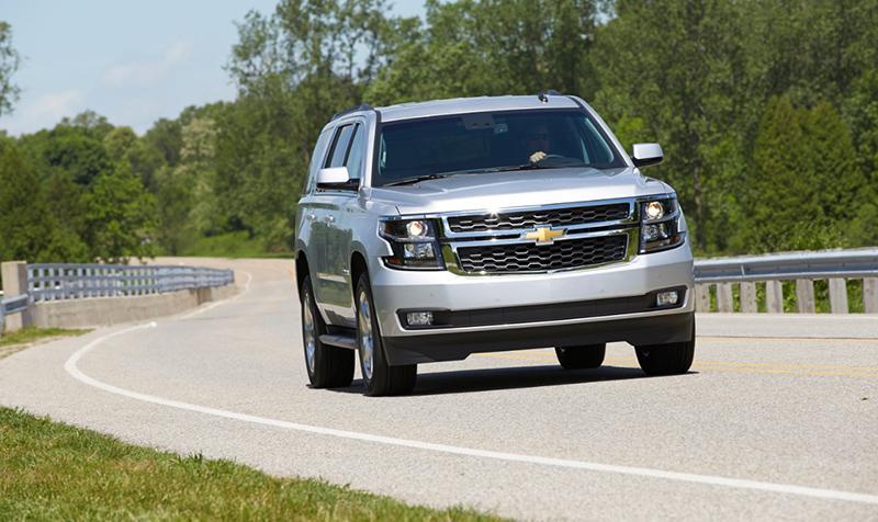 Chevrolet:В России начались продажи  обновленного Chevrolet Tahoe