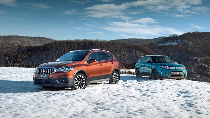 Suzuki:Suzuki объявила февральскую акцию на покупку Suzuki Vitara и кроссовер SX4 2018