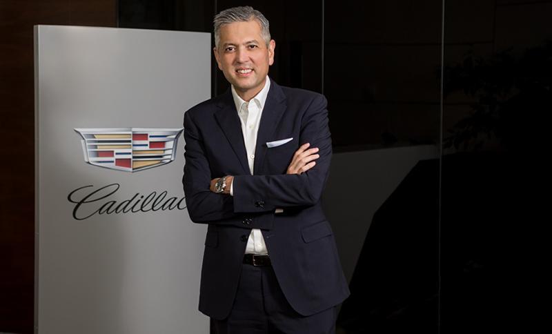 Chevrolet:Эктор Вилларреал назначен на должность Генерального директора Дженерал Моторз Россия