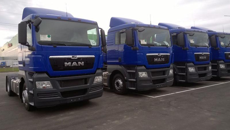 Сервисные контракты MAN набирают все большую популярность среди транспортных компаний в России