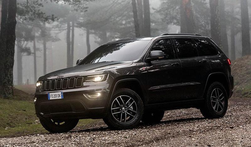 В феврале 2019 года на покупку всего модельного ряд Jeep и Chrysler Pacifica выгодные условия