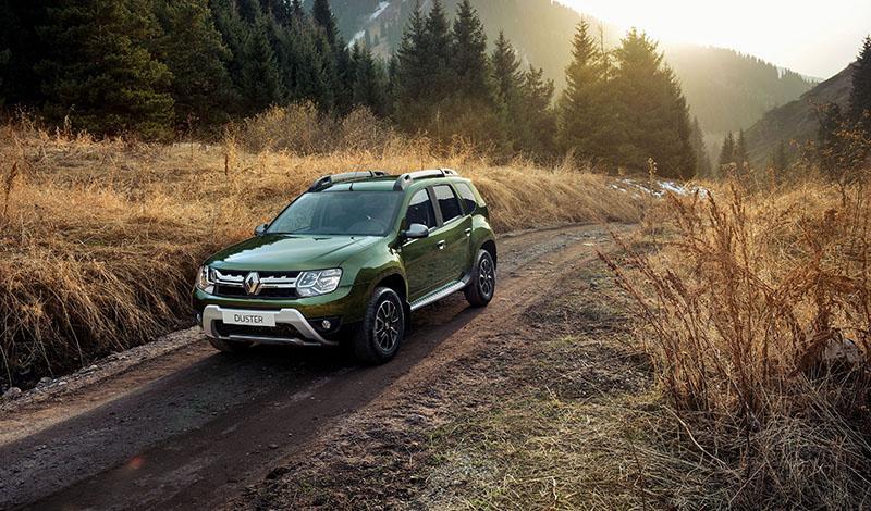 Renault объявило о старте продаж обновленного Duster