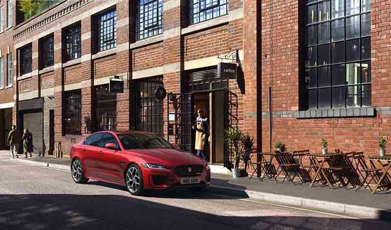 Обновленный Jaguar XE 2019 года предлагает самые инновационные в сегменте технологии