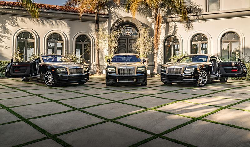 Rolls-Royce:Rolls-Royce Motor Cars отметила Новый год по китайскому календарю эффектной коллекцией