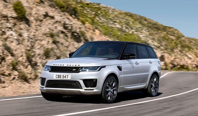 Range Rover Sport HST доступен для заказа на российском рынке с апреля 2019 года