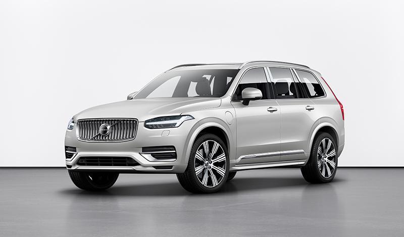 Volvo Cars представляет новую линейку гибридных силовых установок