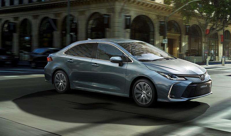Новая Toyota Corolla 2019 года (1.6л., МКПП) от 1 173 000 рублей