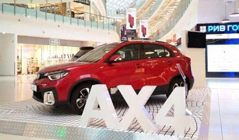 Dongfeng:В России скоро начнутся продажи новых Dongfeng АХ4 и 580 2019 модельного года