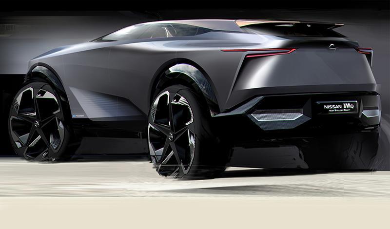 Женевский автосалон 2019: концепт кроссовера от Ниссан