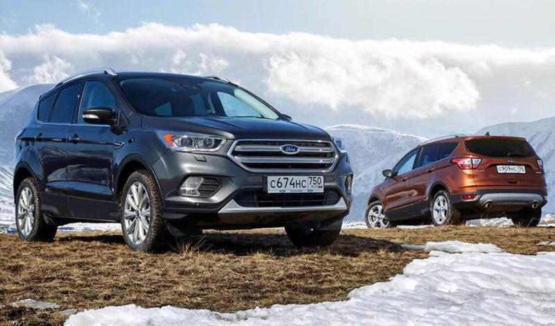 Ford:Ford Focus, Ford Kuga и Ford Mondeo стали доступны в России в специальной серии «Ультра Комфорт»