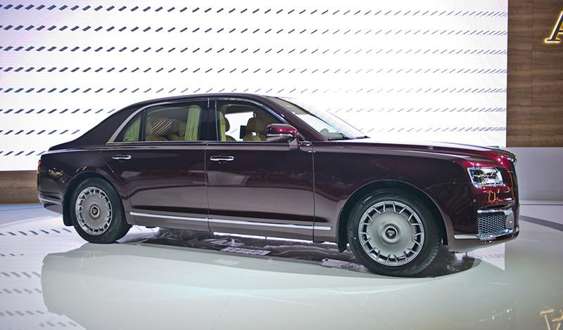 «Авилон» и «Панавто» принимают заказы на автомобили AURUS