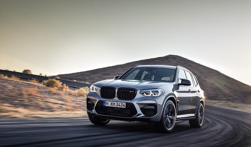 Новый BMW X3 M 2019 года доступен к заказу