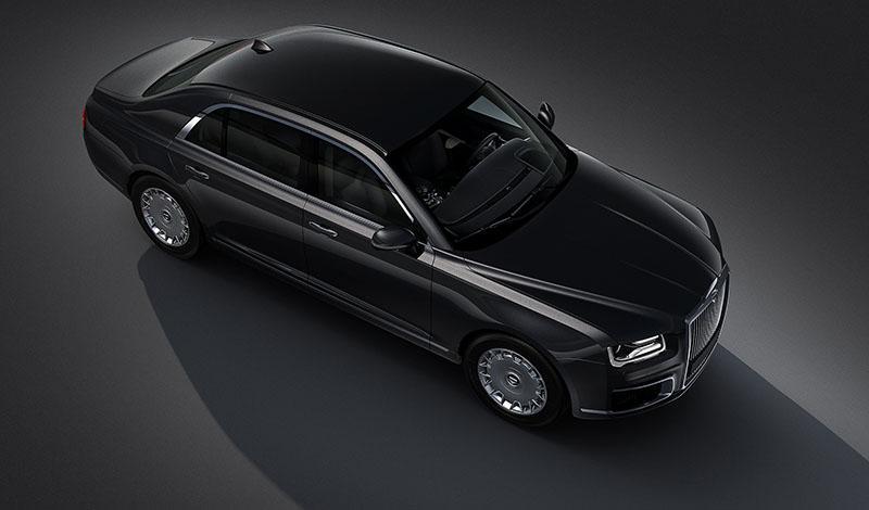AURUS SENAT и AURUS SENAT Limousine представят на автосалоне в Женеве 2019