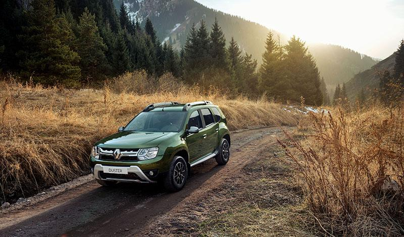 Renault:Рестайлинг Renault Duster 2019 модельного года: стоимость будет известна позже