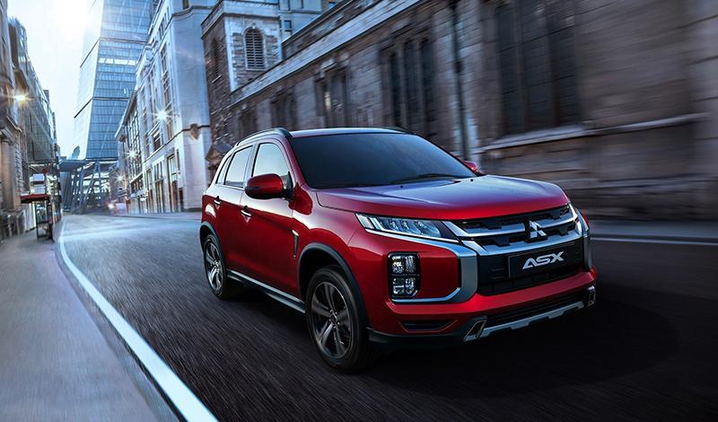Женевский автосалон 2019: новинки от Mitsubishi Motors Corporation (MMC)