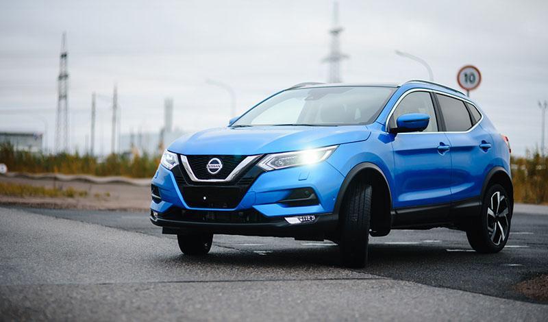 Дождались: рестайлинговый Nissan Qashqai в России