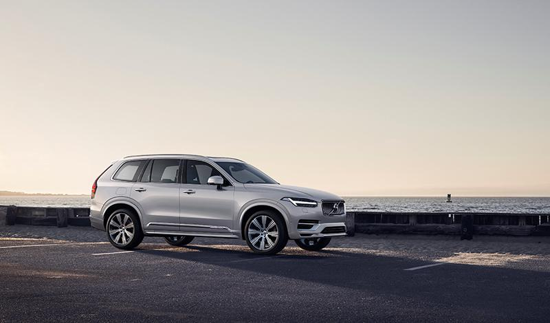 Volvo Cars представила рестайлинг Volvo XC90