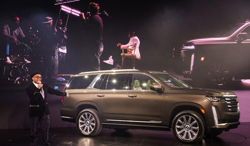 Cadillac:Представлен принципиально новый Cadillac Escalade 2020
