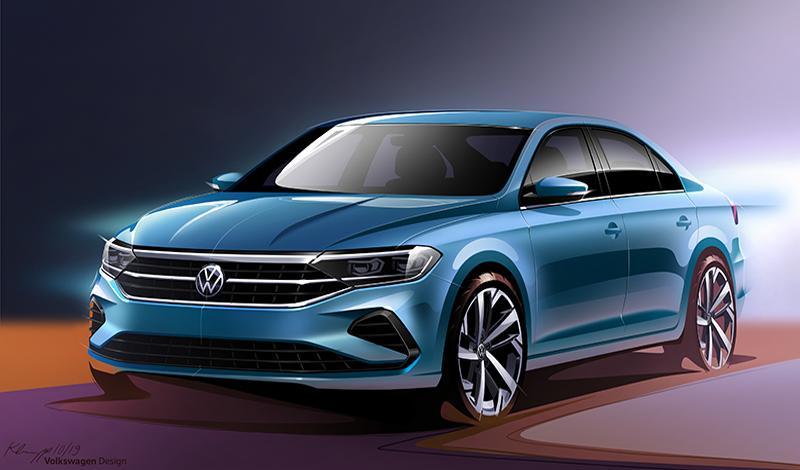 Volkswagen рассказал о новом Polo 2020