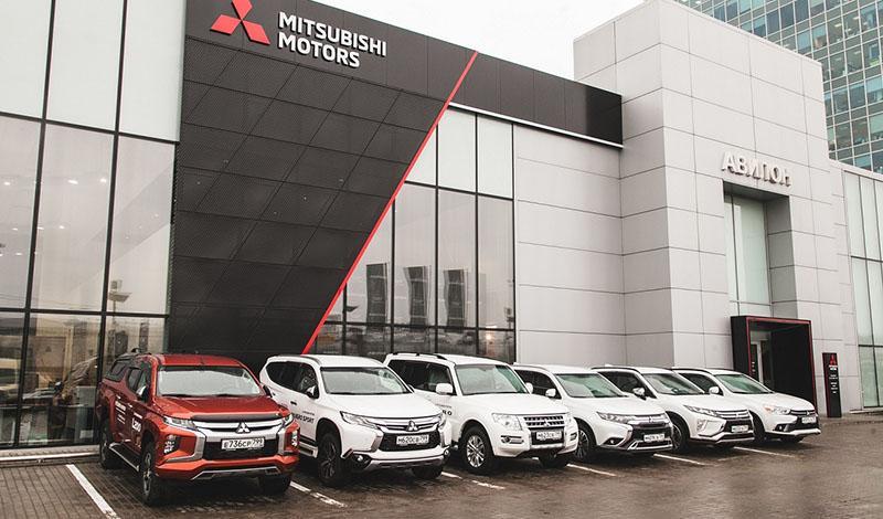 Mitsubishi:Открылся новый дилерский центр «АВИЛОН. Mitsubishi»