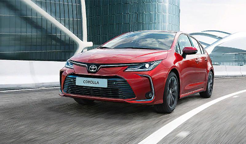 Toyota Corollа 2020 модельного года получила ряд обновлений