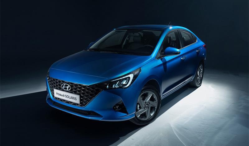 Hyundai объявил цены на рестайлинговый  Solaris