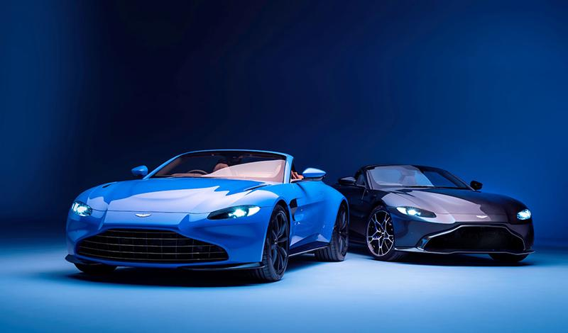 Представлен родстер Aston Martin Vantage Roadster 2020