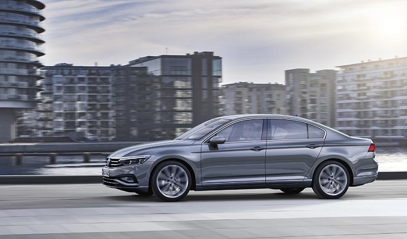 Обновленный Volkswagen Passat2019 от 1 829 000 рублей