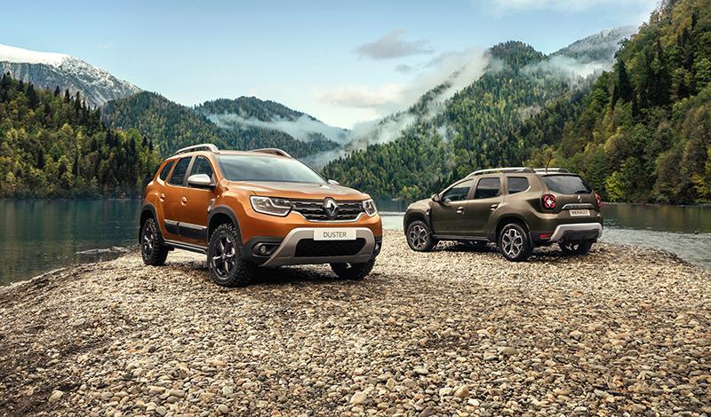 Renault:Новый RENAULT DUSTER 2021 официально