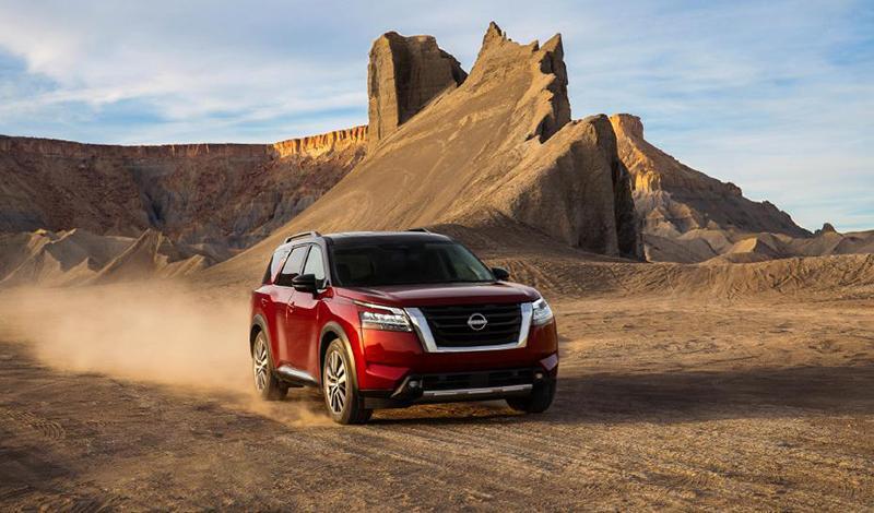 Новый Nissan Pathfinder 2021 представлен официально