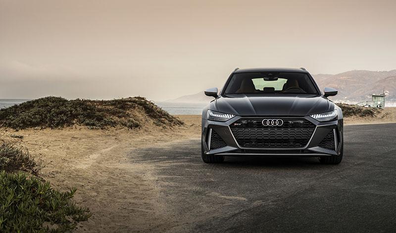 Версии Audi RS 6 Avant 2020 и Audi RS 7 Sportback 2020 уже можно заказать