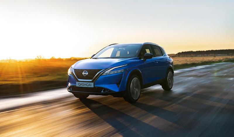 Представлен новый Nissan Qashqai 2021