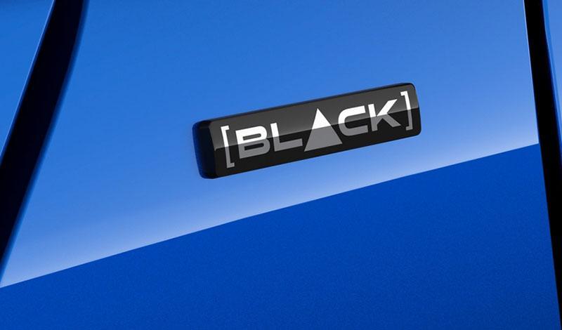 Пятидверная LADA Niva Legend получила комплектацию BLACK